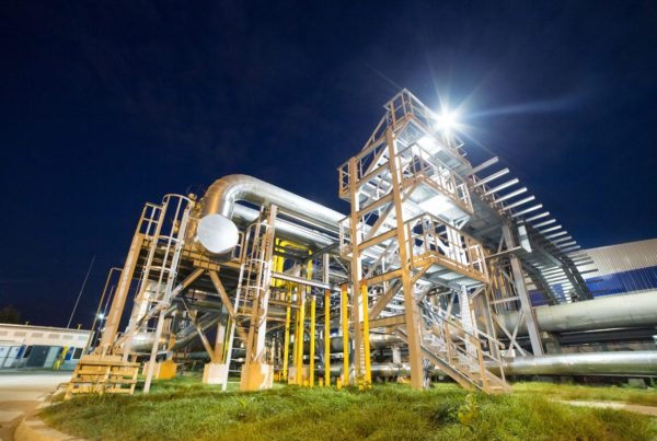 impianti industriali industrial plants