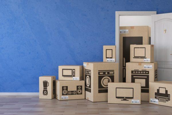 trasporto elettrodomestici houseold appliance
